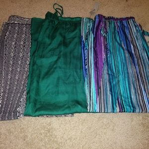 Maxi Skirts- All 3 for $20.00